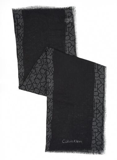 Calvin Klein Şal Siyah